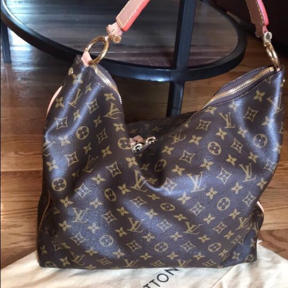 b5f030420f97 Louis Vuitton Handbags - Louis Vuitton big bag
